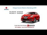 Harga Suzuki Baleno 2018 Bandung dan Jawa Barat  Info 082121947360