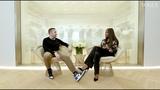 Naomi Campbell Meets Kim Jones British Vogue