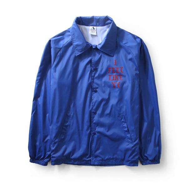 Ветровка-рубашка Kanye West