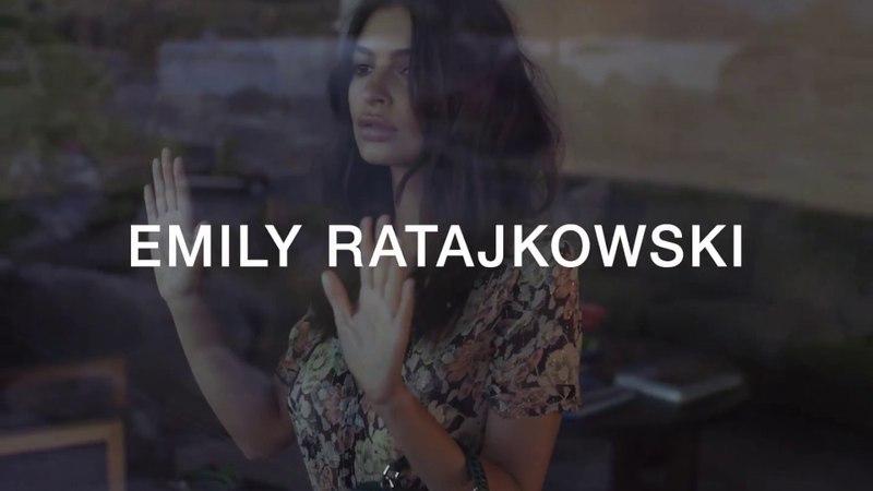 The Kooples - Spring Summer 18 starring Emily Ratajkowski