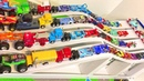 Мультики про Машинки Новый Трек Тачки Хот Вилс Развивающие Мультфильмы для Детей