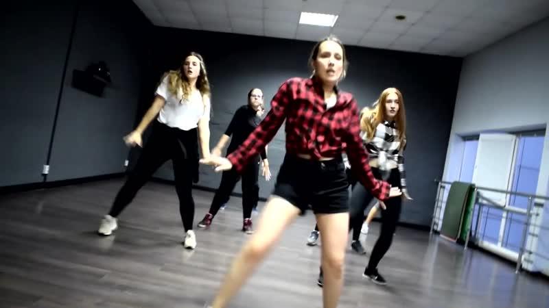 Jazz-Funk - Fergie - Here I come (Choreo by Lada Isaikina)