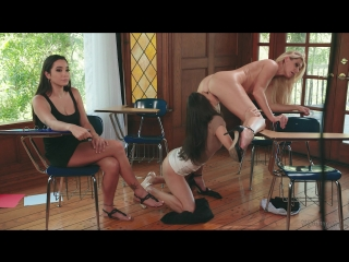 India Summer Karlee Grey Kalina Ryu [ Lesbian Stepmom измена MILF Teen Whore Bitch Blonde brunette Wife лесбиянки секс порно ]