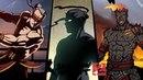 Shadow Fight 2 - ОТШЕЛЬНИК БЛИЗКО А ПОКА ВУЛКАН БОЙ С ТЕНЬЮ 2 iOS Gameplay