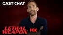 Meet Wesley Cole | Season 3 | LETHAL WEAPON