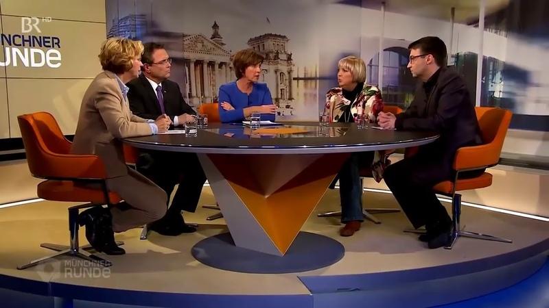 Claudia Roth lehnt Offiziell das Grundgesetz ab