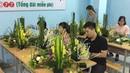 Lớp học cắm hoa tươi nghệ thuật cơ bản - chuyên nghiệp