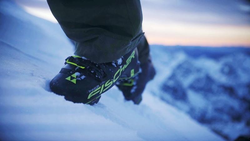 Fischer Alpine | Ranger Free (Boots)