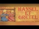 Hansel et Gretel (Livre audio avec texte)