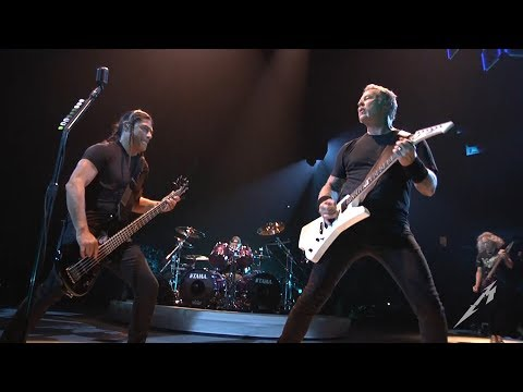 Metallica: Holier Than Thou (State College, PA - October 20, 2018)