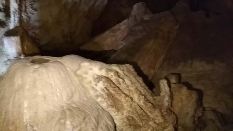 пещера Мамонтов Эмине Баир Хосар