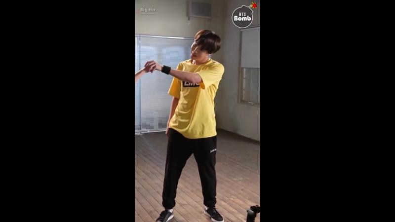 BANGTAN BOMB j hope Jimin Dancing in Highlight Reel Focus ver BTS 방탄소년단