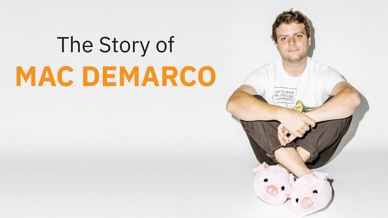 Mac Demarco How A Goofball Became the Prince of Indie Rock