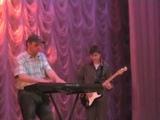 Александр Дюмин и Александр Звинцов. Концерт в ДК им. Газа. С. Петербург, 15. 06. 2007 г.