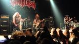 WHIPLASH - POWER THRASHING DEATH live at Metal Assault Festival feat. Olle Hedenstr