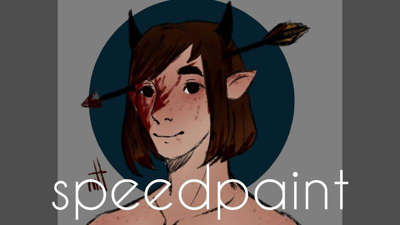 [speedpaint] save her
