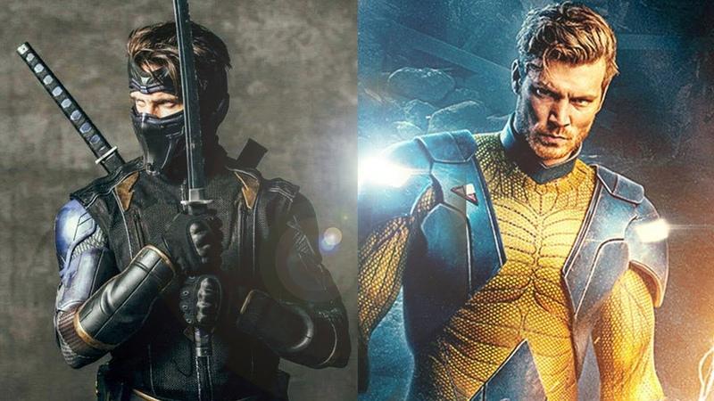 NINJAK vs XO MANOWAR - Ninjak vs the Valiant Universe
