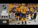 Forsbergs fifth NHL hat trick