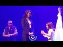 NATALIA OREIRO - Teatro del Sodre - Anda, Una oportunidad en tu vida - Uruguay - 13/11/2018