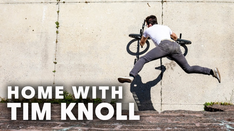BMX But Not As You Know It | Home w/ Tim Knoll