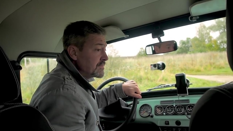 УАЗ 469 Хантер Юбилейный – Сага _ Тест-драйв и Обзор UAZ 469 Hunter _ Иван Зенке
