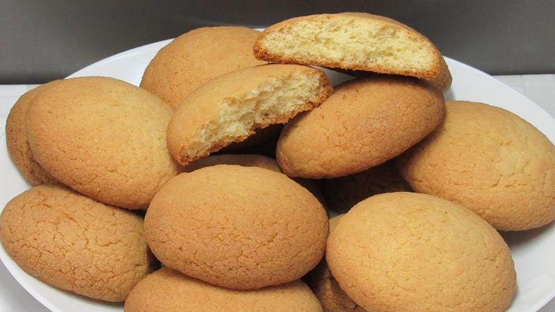 Съедят в один миг! Домашнее Печенье от которого никто не откажется! الكعك محلية الصنع