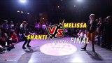 SPECIAL GYAL 2018 RUSSIA DANCEHALL 1X1 14 - SHANTI vs MELISSA WIN