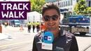 Racing On Tramlines?! Zurich Street Circuit Track Walk - ABB FIA Formula E Championship