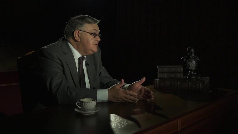 Архивное дело в России. Сергей Мироненко