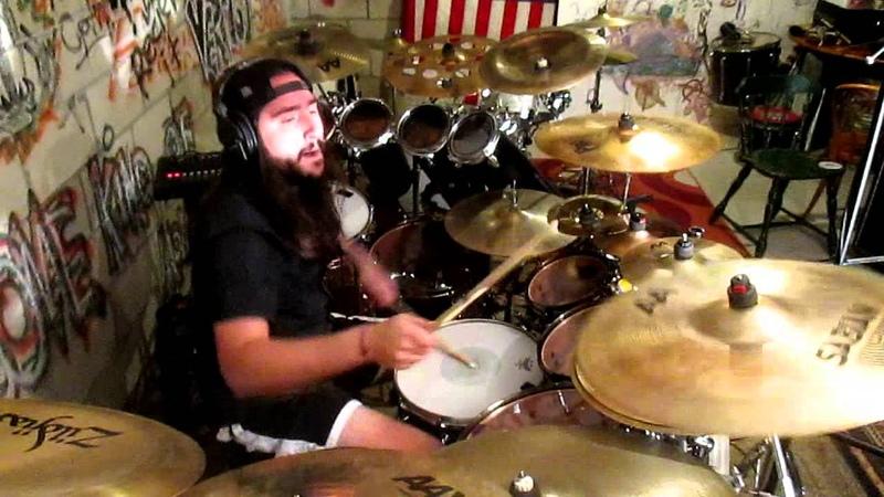Glen Monturi - Opium of the People (Slipknot Drum Cover)