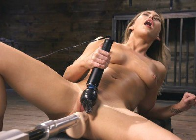 Carter Cruise Returns to Get Fucked Proper
