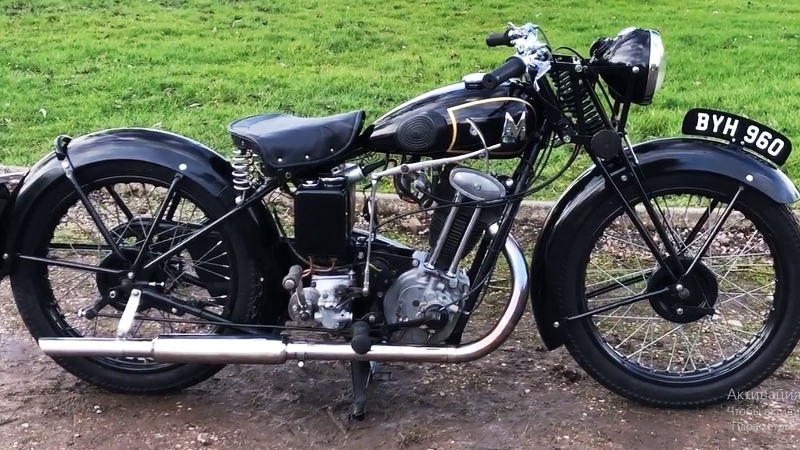 Matchless F4 250cc, 1935 года