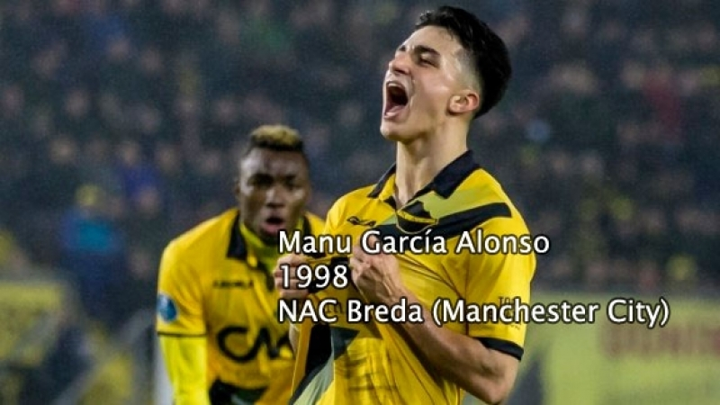 Manu Garcia (NAC Breda 2017-2018)