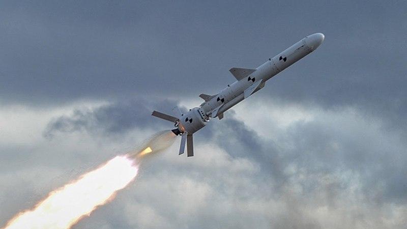О Турчинов Відбулося перше випробування української крилатої ракети