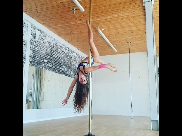 Pole Dance. Связка для динамичного пилона85