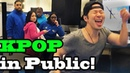DANCING KPOP IN PUBLIC - Best of BTS, EXO, Blackpink, BigBang, Twice and more