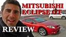 Mitsubishi Eclipse GT V6 3.8 24V Review