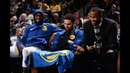 DeMarcus Cousins Gets Ejected From Warriors Bench At Madison Square Garden