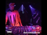 Boiler Room London - Machinedrum