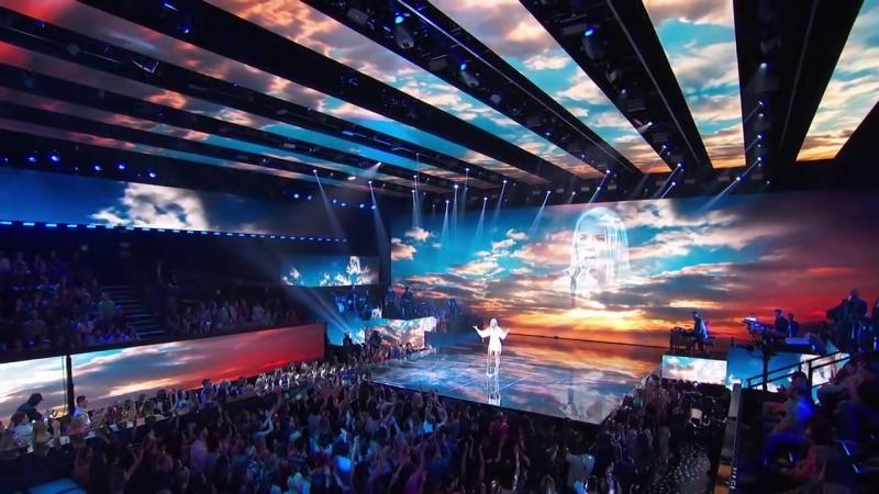 Gabby Barrett Sings The Climb by Miley Cyrus - Top 14 - American Idol 2018 on ABC