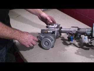 Kia or Hyundai Motor Driven Power Steering Clunk Noise MDPS Rubber Coupler __ 현대(2)