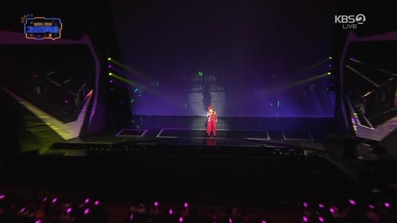 181228 Kim Yeon Ja (김연자) ft. All Artists (전 출연자) - Amor Fati (아모르 파티)