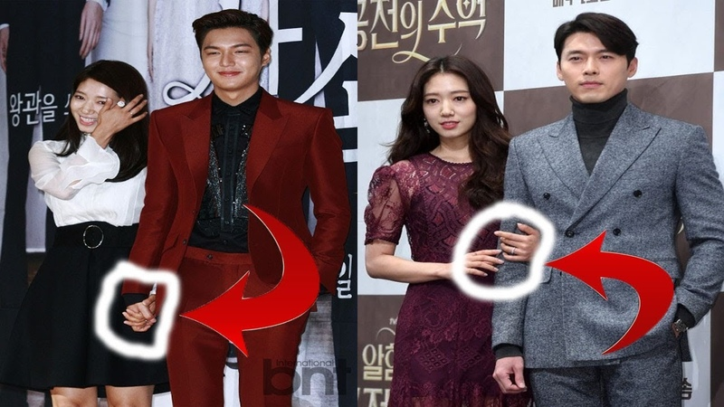 Discover 'Super cute' difference when Park Shin Hye is next to Lee Min Ho Hyun Bin other Actors