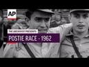 Postie Race - 1962   Movietone Moments   19 Oct 18