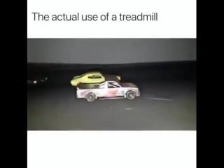 Miniature drag race