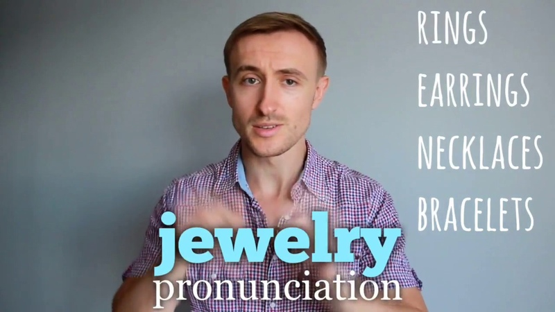 How to pronounce JEWELRY (JEWELLERY)