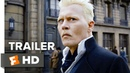Фантастические твари Преступления Грин де Вальда Fantastic Beasts The Crimes of Grindelwald трейлер с Comic Con