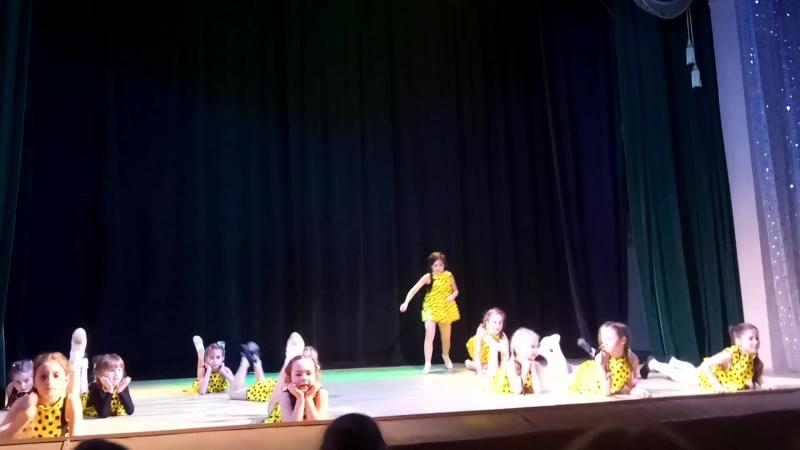 Танец Озорная полька 20.04.2018