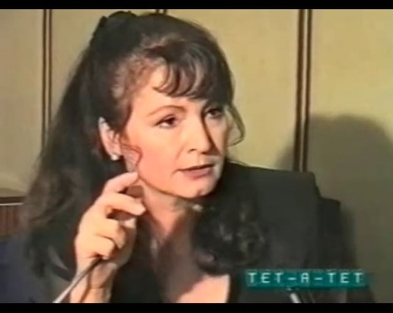 София Ротару Интервью в программе Тет а Тет