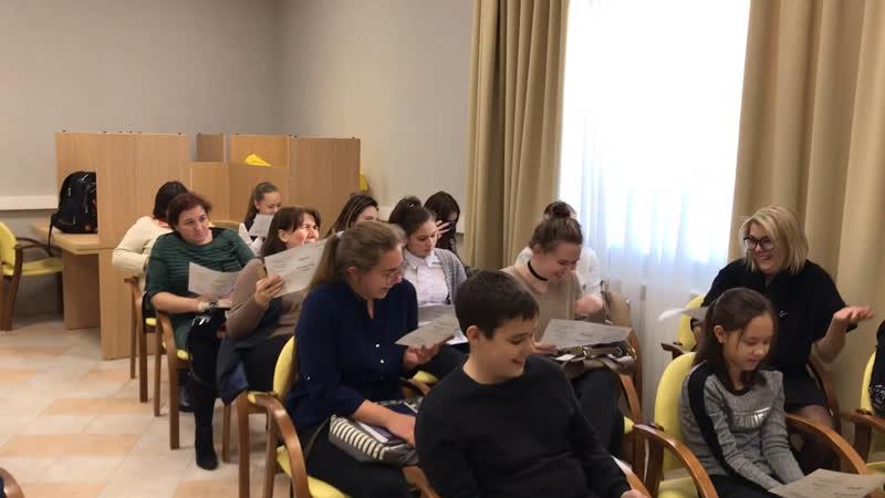 Тренинг в Димитровграде